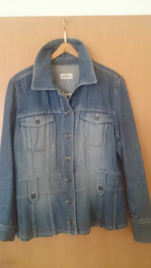 Best Connections Denim Jacket cornflower blue cotton