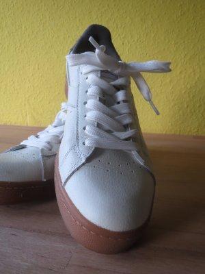 Diadora Lace-Up Sneaker multicolored leather