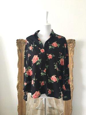 Flower Bluse