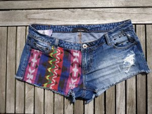 Tally Weijl Short moulant multicolore coton