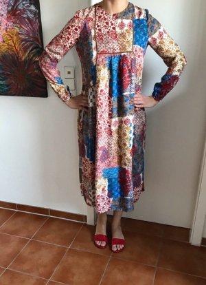 Zara Abito hippie multicolore