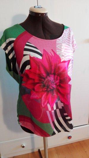 Flower T-Shirt, XL, Desigual