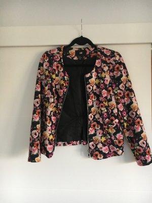 Flowerprint-Blazer (Nur wenige Male getragen)