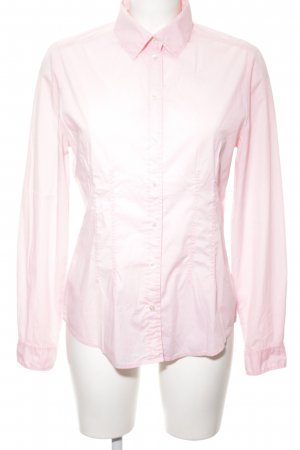 flowers for friends Long Sleeve Shirt pink business style