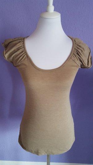 Flügelärmel Shirt