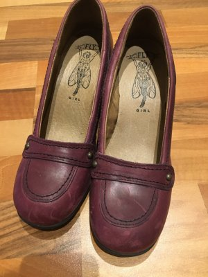 Fly London Julie Pumps, Halbschuhe, Wedges, Gr. 40 NEU!