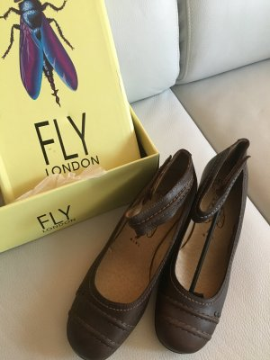 Fly London Pumps, Halbschuhe, Pumps, Gr. 39, NEU!