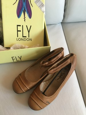 Fly London Pumps, Halbschuhe, Wedges, Beck, Gr. 39 NEU!