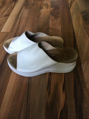 Fly London Wedges. Gr.38. Weiß