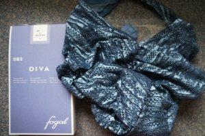 Braguita azul-negro Licra