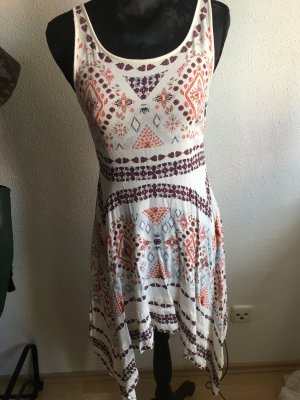 H&M Divided Hippie Dress multicolored