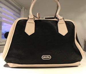 Folli Follie Bowling Bag black-cream