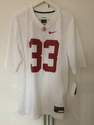 Football Trikot Team Alabama USA von Nike