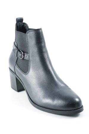 Footglove Chelsea Boots schwarz Casual-Look