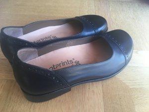Birkenstock Ballerinas black