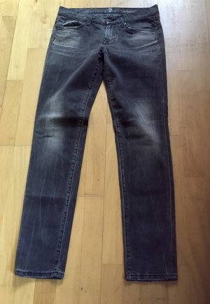7 For All Mankind Jeans antracite