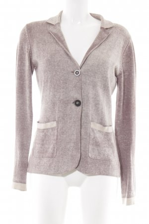 for friends only Cardigan blasslila-creme meliert Casual-Look