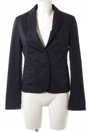 for friends only Kurz-Blazer dunkelblau Casual-Look