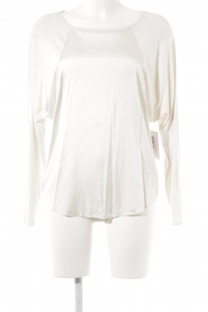 for friends only Seidenbluse creme Casual-Look