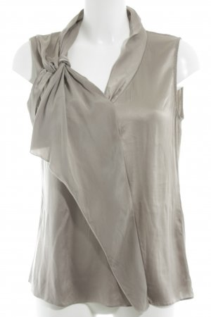 for friends only Seidentop taupe Business-Look
