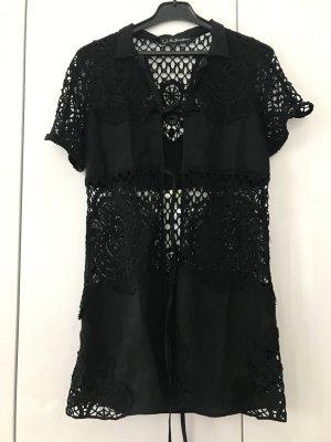 For Love & Lemons Tunic Dress black