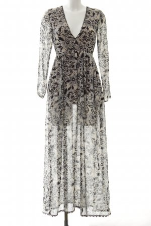 For Love & Lemons Maxi-jurk bloemen patroon elegant