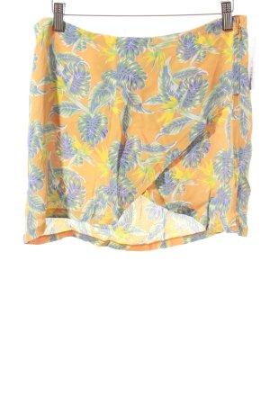For Love & Lemons Minirock florales Muster Gypsy-Look