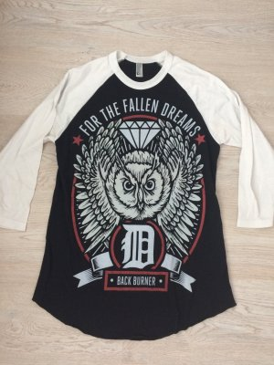 For The Fallen Dreams 3/4 Baseballshirt Gr. S