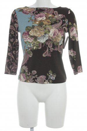 Forest Hill Longsleeve florales Muster Casual-Look