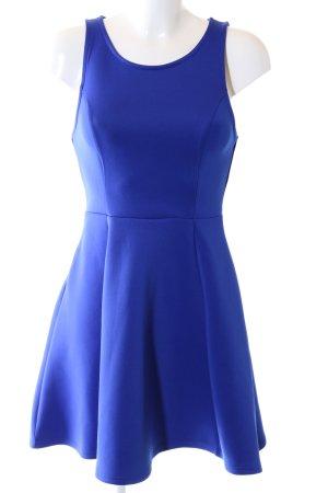 Forever 21 A-Linien Kleid blau Elegant
