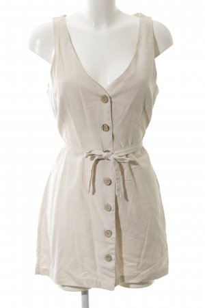 Forever 21 Blouse Dress natural white casual look