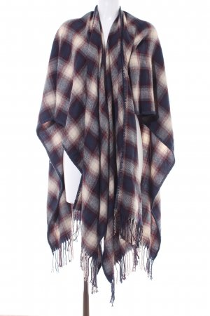 Forever 21 Cape geruite print casual uitstraling