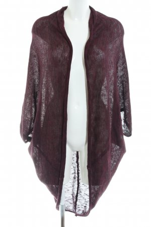 Forever 21 Cardigan rot Casual-Look