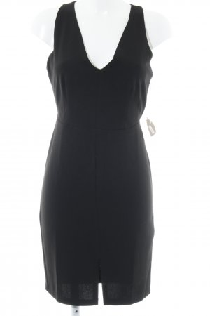 Forever 21 Cut-Out-Kleid schwarz Party-Look