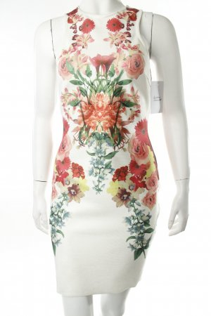 Forever 21 Sheath Dress flower pattern classic style