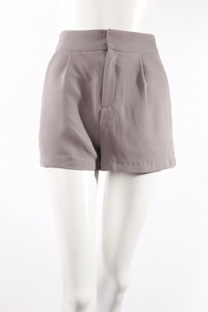 Forever 21 High Waist Shorts grau
