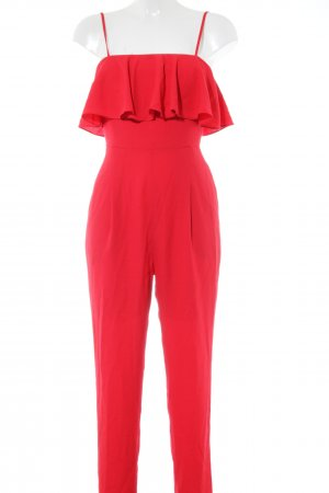 Forever 21 Jumpsuit rot Casual-Look