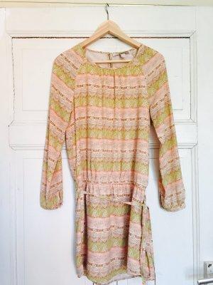 FOREVER 21, Kurzes, gemustertes Kleid, Größe 36/S