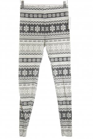 Forever 21 Leggings Mustermix Kuschel-Optik