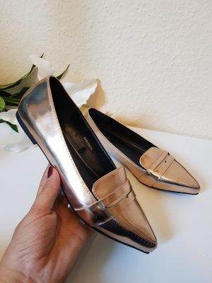 forever 21 loafer ballerinas slipper in gr. 36.5