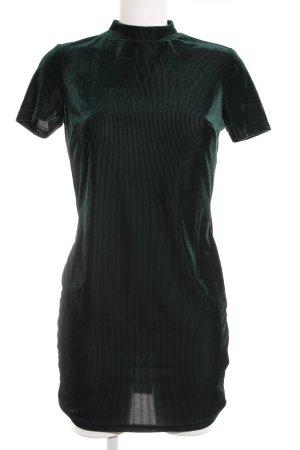 Forever 21 Minikleid waldgrün Elegant