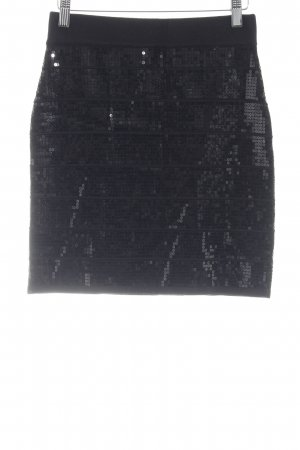 Forever 21 Minirock schwarz Party-Look