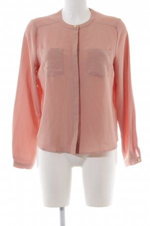 Forever 21 Oversized Bluse pink Business-Look