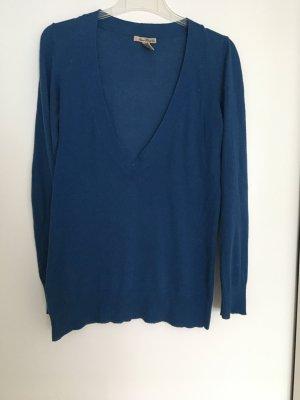Forever 21 Pullover M Blau