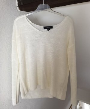 Forever 21 - Pullover weiß Gr. S