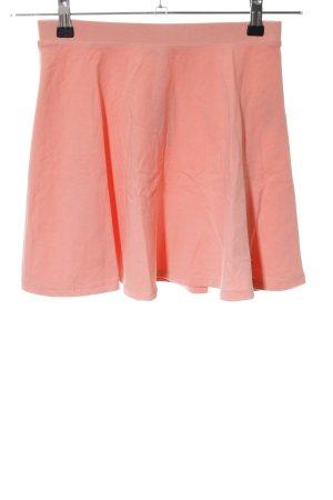 Forever 21 Skater Skirt apricot casual look