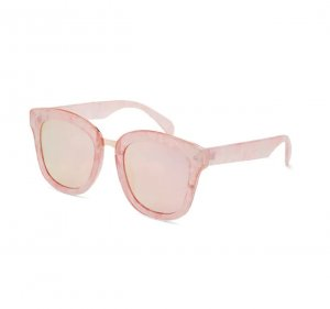 Forever 21 Angular Shaped Sunglasses multicolored