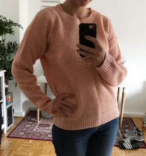 Forever 21 Strickpullover, Knitwear, rosa