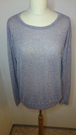 ★ Forever 21 Sweatshirt flieder meliert ★ UNGETRAGEN ★