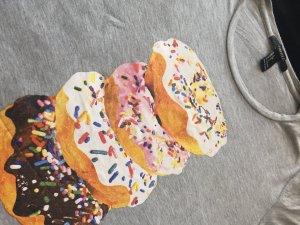 Forever 21 T-shirt mit Donut-Aufdruck